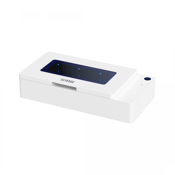 uv-c sanitizers_wireless charger + uv-c sanitizer